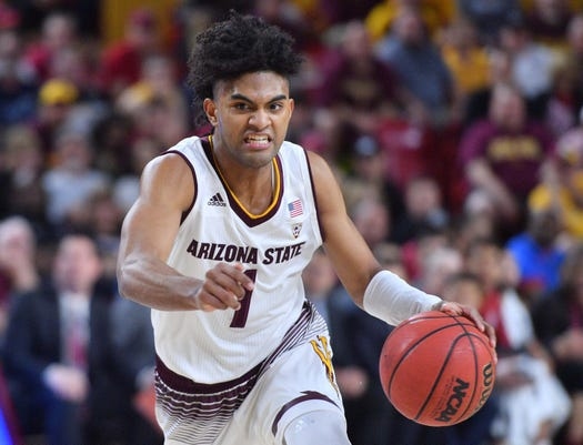 Ncaa Basketball Stanford At Arizona State