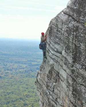 The 20th annual Gunks Climbing Film Festival will be held Oct. 5-7 with events at the Mohonk Preserve and SUNY New Paltz.