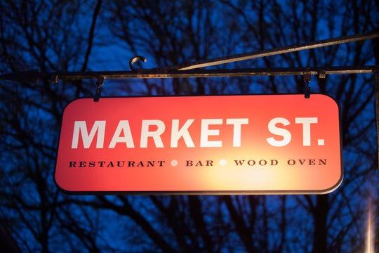 Market Street in Rhinebeck