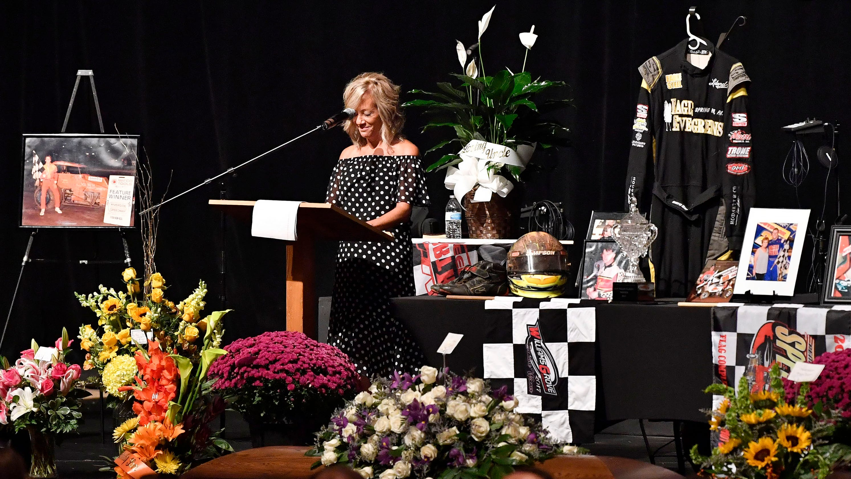 Greg Hodnett Funeral Sprint Car Racer Remembered As A Humble Legend