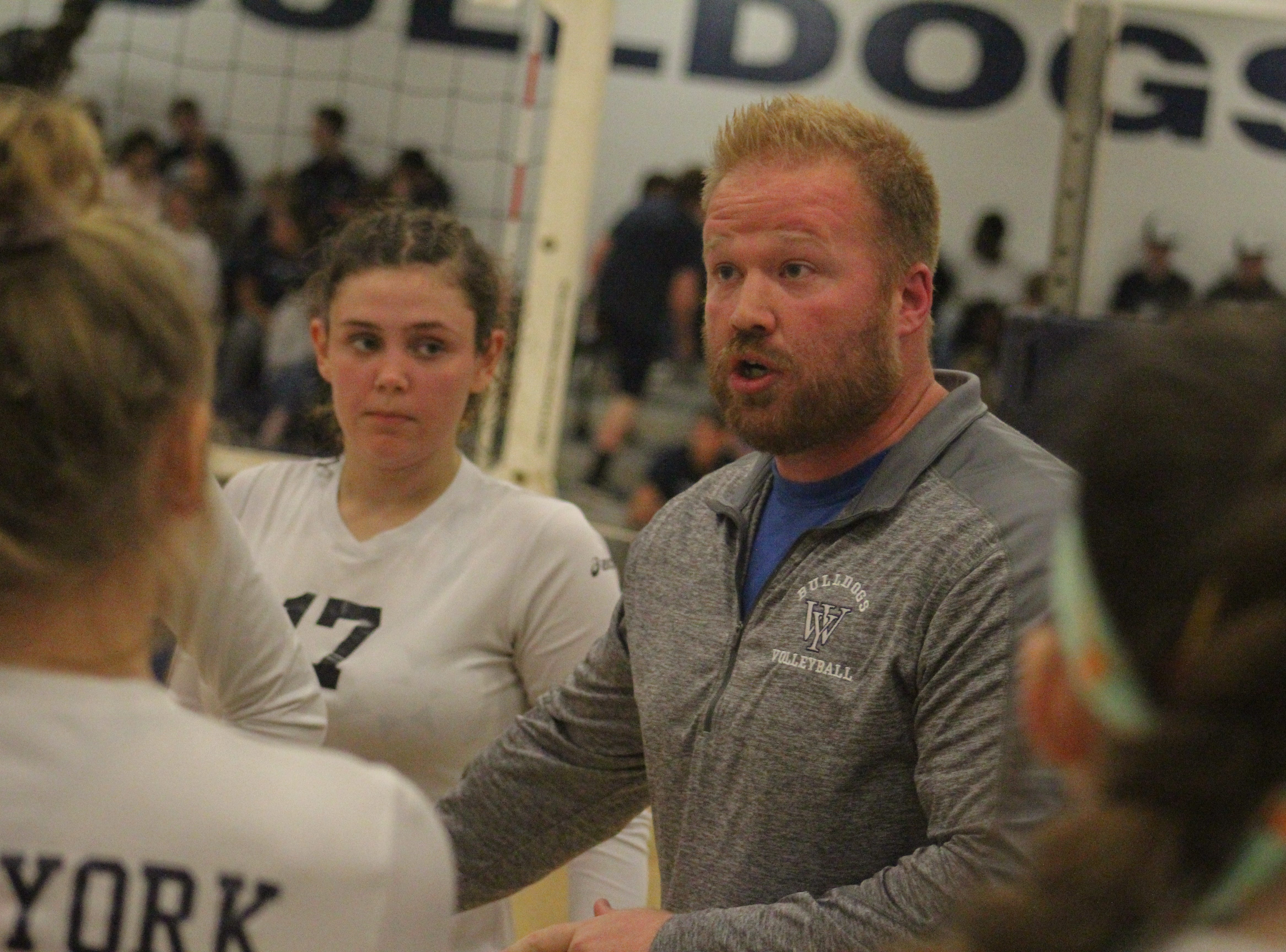 West York not thinking about state title after cruising in first round