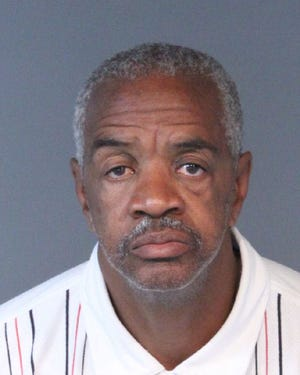 Fredrick Borden, 65, was found guilty of murder after he fatally punched an El Dorado casino employee in the face during an incident in 2016. He was convicted on Sept. 20, 2018.