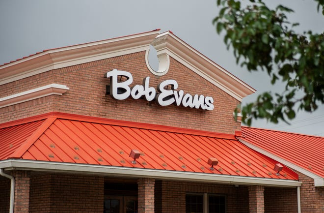 File photo of a Bob Evans restaurant.