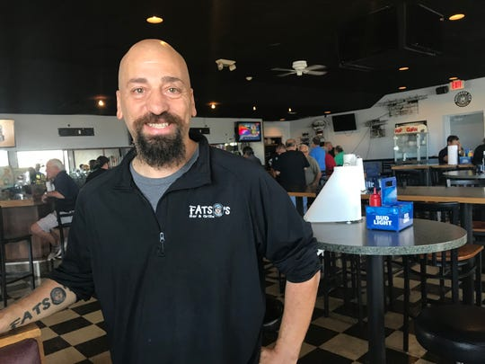 Mike Angora is owner of Fatso's XL in Gates.