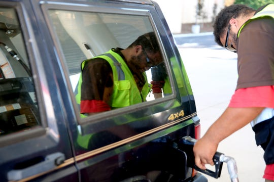 The Oregon State Fire Marshall lifted the ban on self-service gasoline refueling Saturday until April 11 to create more social distancing to stem the spread of coronavirus.