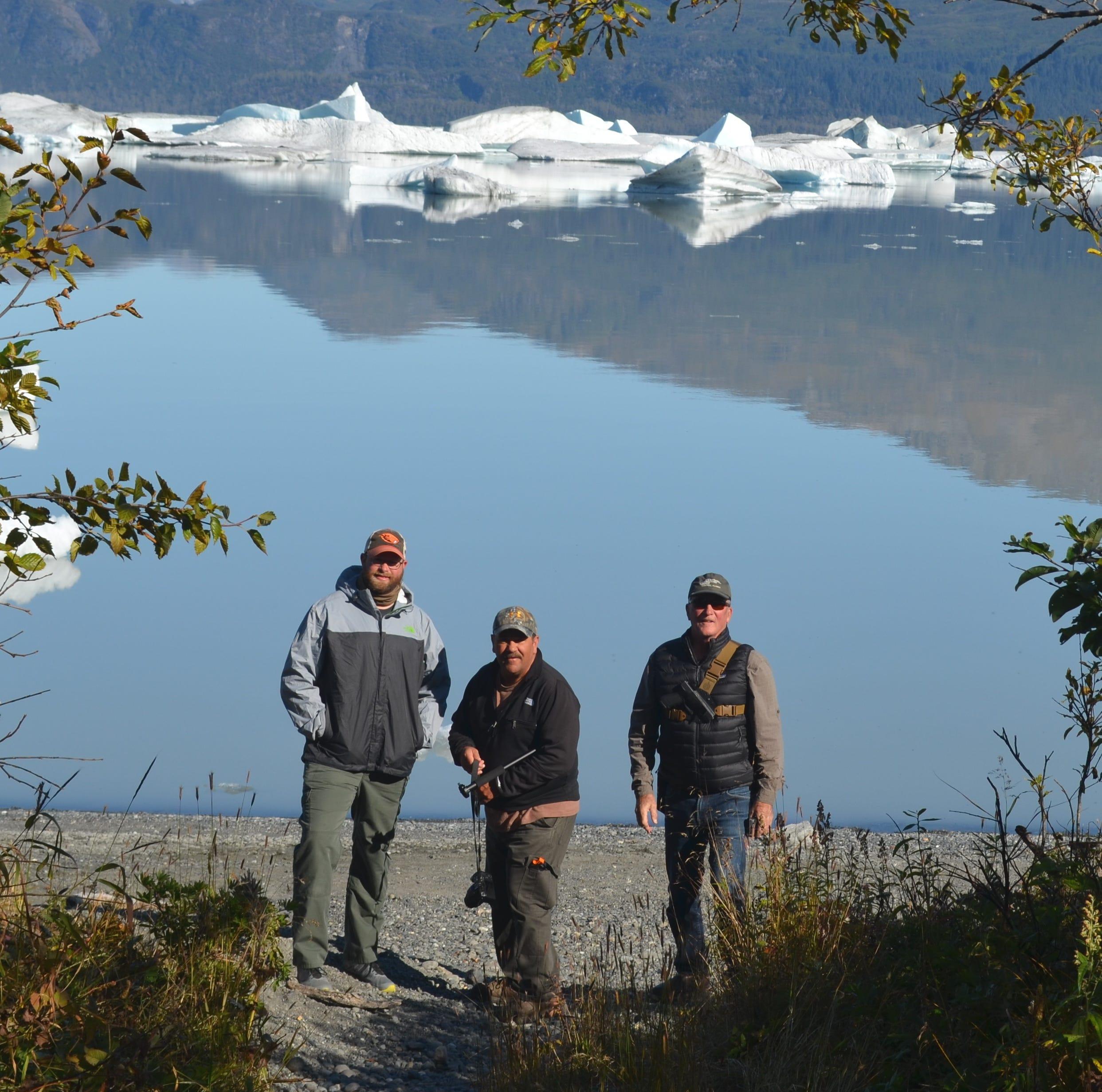 Miller: Bears more plentiful than fish during Alaskan fishing trip