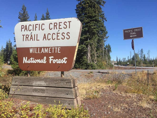 A roughly 20-mile closure of the Pacific Crest Trail in the Mount Jefferson Wilderness and Olallie Lake Scenic Area will require detours for thru-hikers on the Pacific Crest Trail.