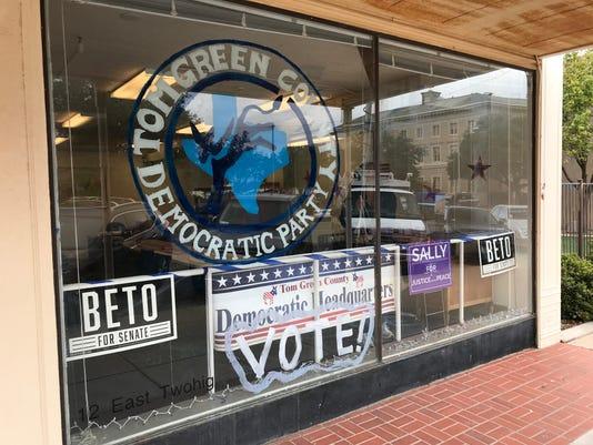 Democrat Headquarters
