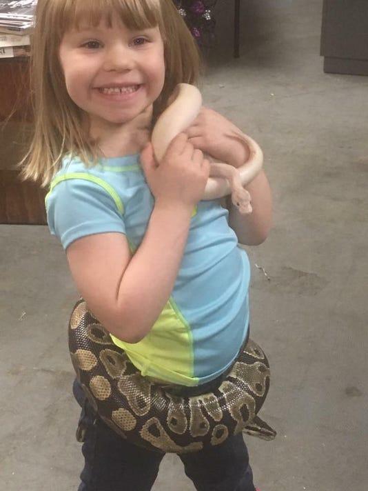 Runaway Snake