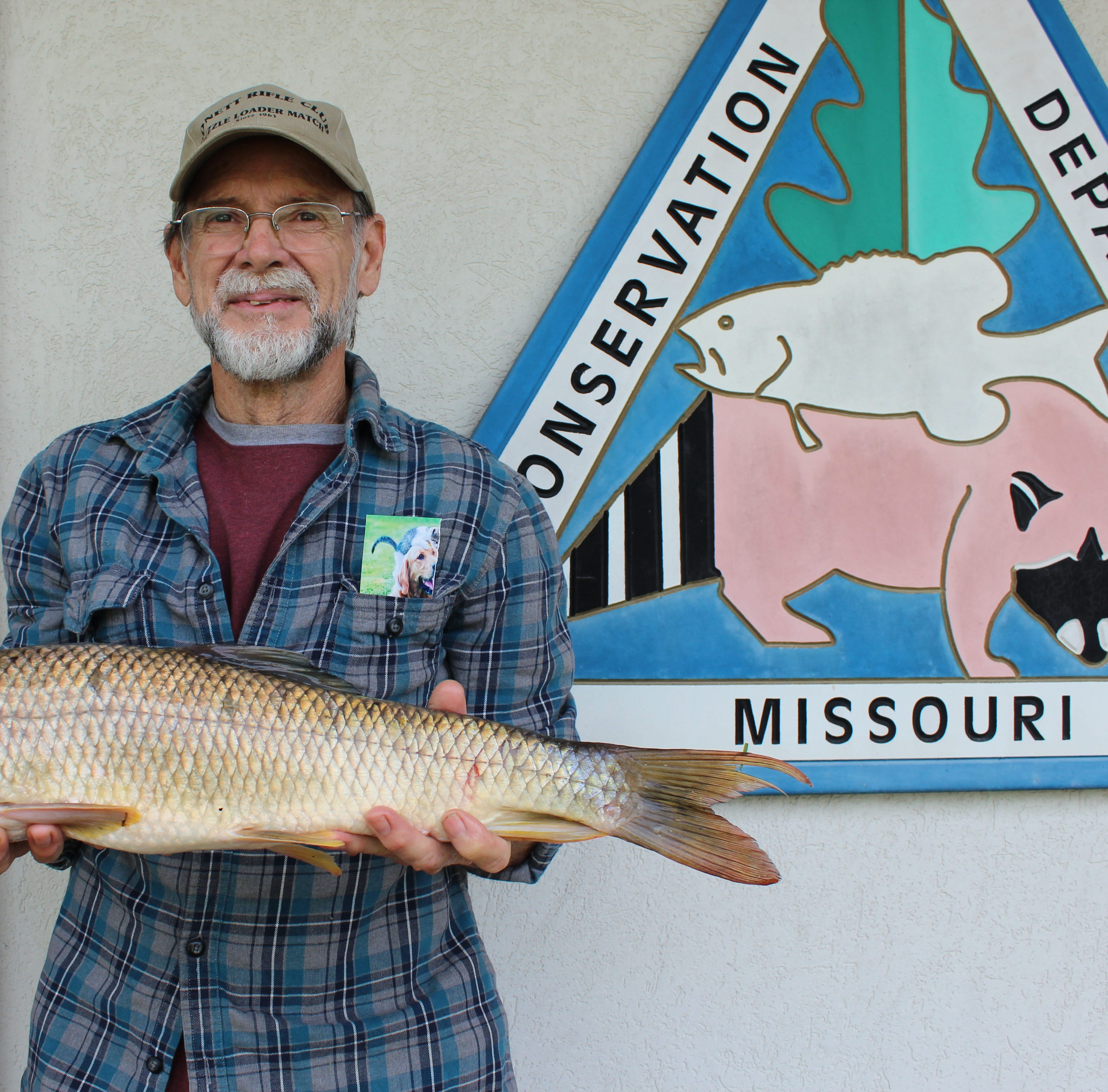 Nixa angler's 'world record' redhorse turns out to be different kind of fish