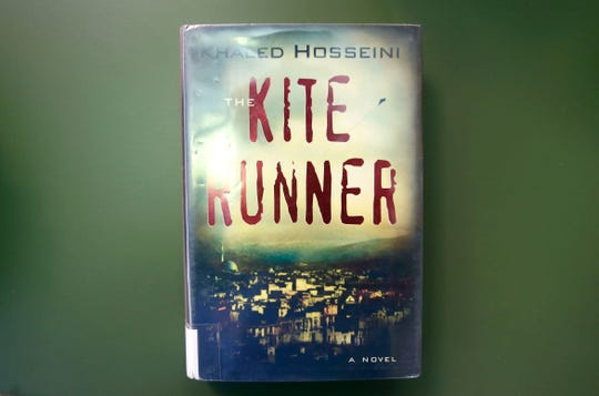 """The Kite Runner"" written by Khaled Hosseini is on the list of most challenged books in 2017."