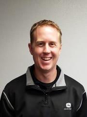 Bryce Johnson, 32, is running for Sauk Rapids-Rice school board