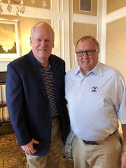 Johnny Miller and Joe Dockendorf