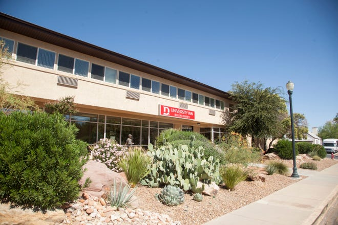 University Inn on the Dixie State University campus in St. George removed religion texts from its rooms after a guest complaint.