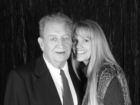 Rodney and Joan Dangerfield.