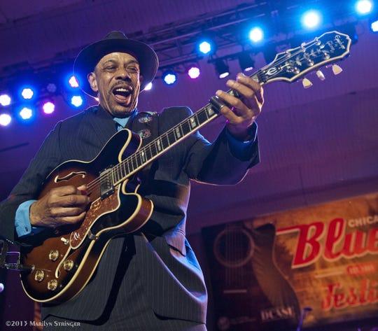Chicago blues unit John Primer brings his Real Deal Blues Band to Bradfordville Blues Club.