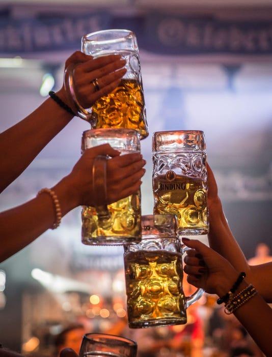 Epa Germany Oktoberfest Ace Customs Traditions Deu