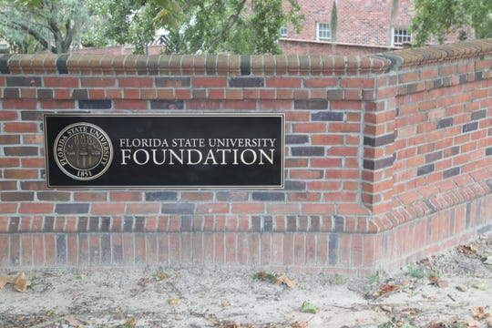 FSU Foundation building exterior Sept. 26, 2018