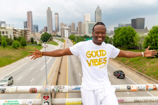 Former FAMU drum major and Striker dance troupe member Phillip Solomon Stewart and his Palace Band bring the Good Vibes Concert to town.