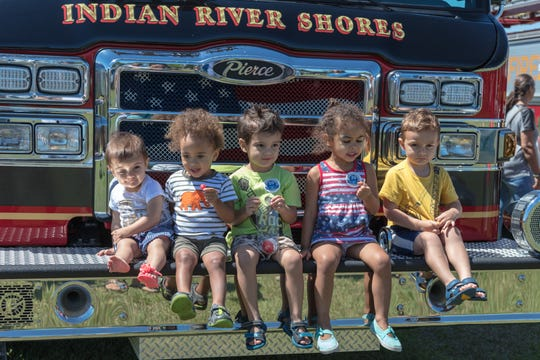 Touch a Truck will be held Oct. 6 at the Indian River County Fairgrounds.