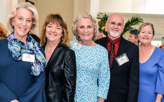 Refuge 01 Executive Director Diane Ludwig Refuge Board President Becky Oliver