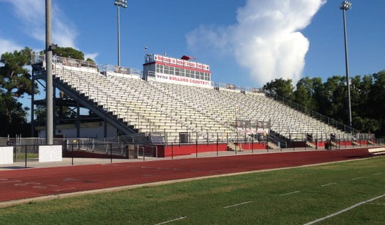 South Fork's Joebud Staggs/Bulldog Stadium was built in 1988 and hosted its first Martin Bowl game in 1989.