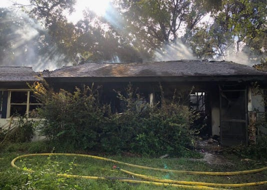 Deadly blaze in Indian River