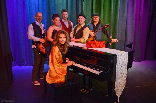 Tapestry: Tribute to Carole King will be performed at the Emerson Center Jan. 11.