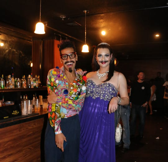 Some El Pasoans were ready for a night out at the OP Nightclub opening night Sept. 22.