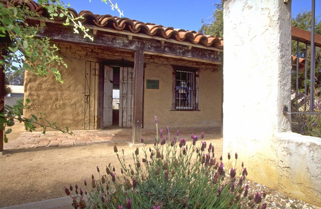 The Ortega Adobe in Ventura is where the Ortega chile company was founded. An open house took place there earlier this month.