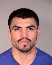 Victor Ortiz, 31, of Ventura