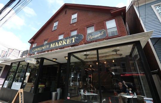 The TWK Community Market in Piermont, formerly the Piermont Community Market Sept. 26, 2018.
