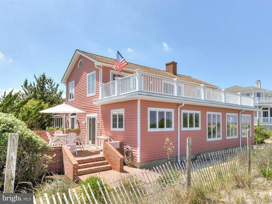 For $4,900,000, you get five bedrooms, 4.5 bathrooms, 3,646 square feet on a 0.33-acre lot at 1 McKean Ave. in Rehoboth Beach.