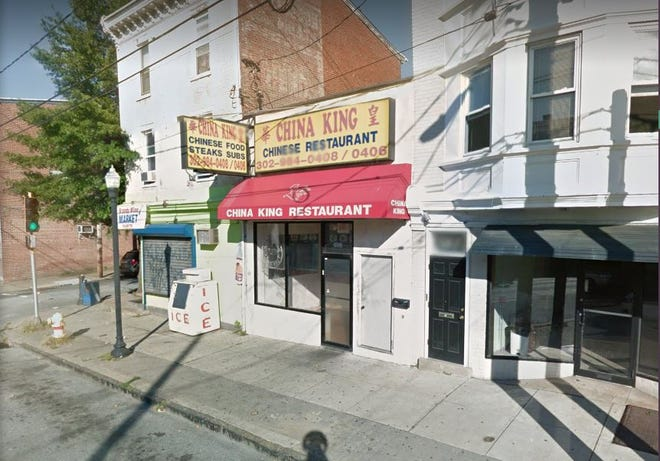 China King in Wilmington was temporarily closed by the health department.
