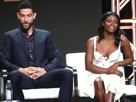 "Zeeko Zaki, left, who grew up in Unionville, but spent a lot of time in Delaware, is one of the lead stars in Dick Wolf's new television series, ""F.B.I."""