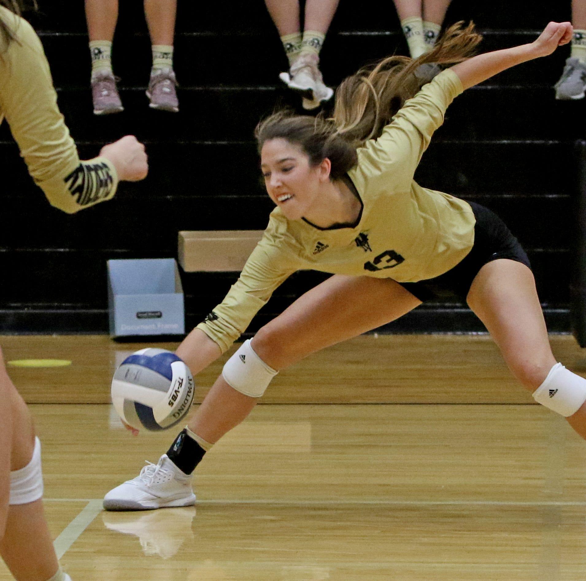2018 Wichita Falls area high school volleyball all-district teams