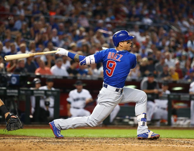 The Cubs' Javier Baez was a fantasy baseball player's dream with his versatility and productivity.