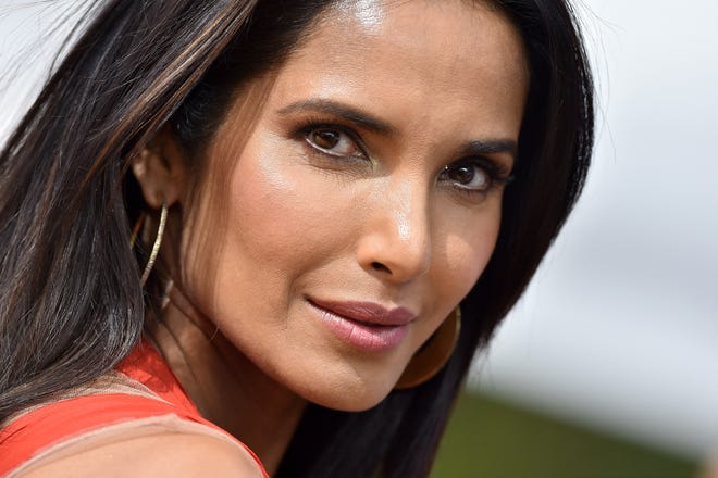 """""""Top Chef"""" host Padma Lakshmi wrote in an op-ed that she was date raped when she was just 16."""