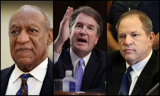 Bill Cosby, Brett Kavanaugh and Harvey Weinstein. With prominent men being convicted of and accused of sexual assault and harassment in the news, parents are wondering how to raise boys in the #MeToo era.
