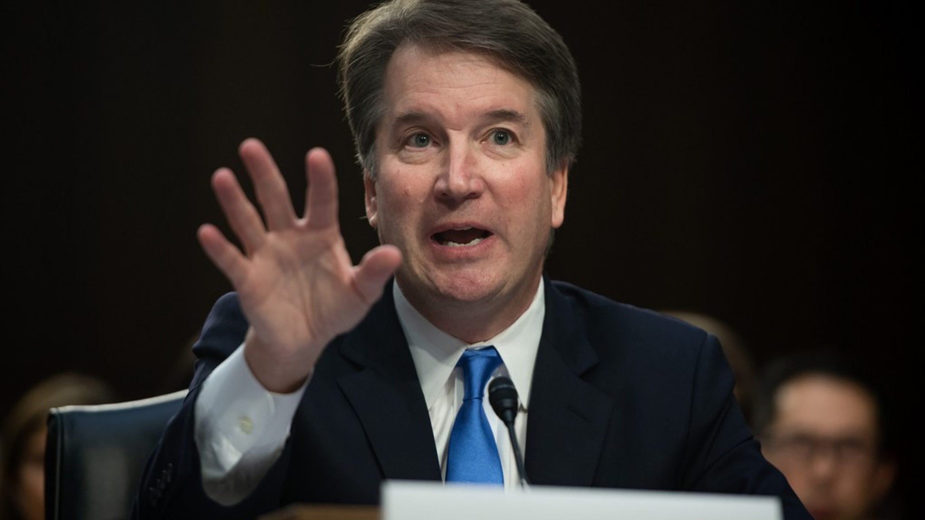 I Hope Democrats Get It Together Before >> War On Brett Kavanaugh Could Cost Democrats In The Midterm