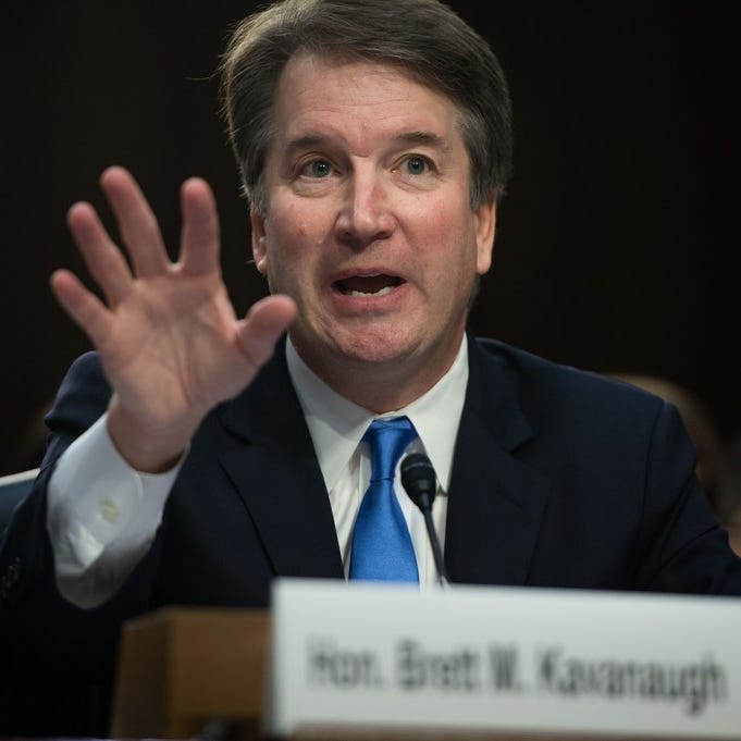 Kavanaugh Watch, Carrier emails and Obamacare scuffle