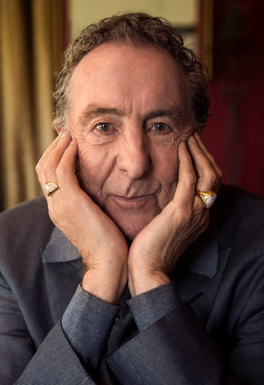 V2eric Idle Author Photo Credit Robyn Von Swanks