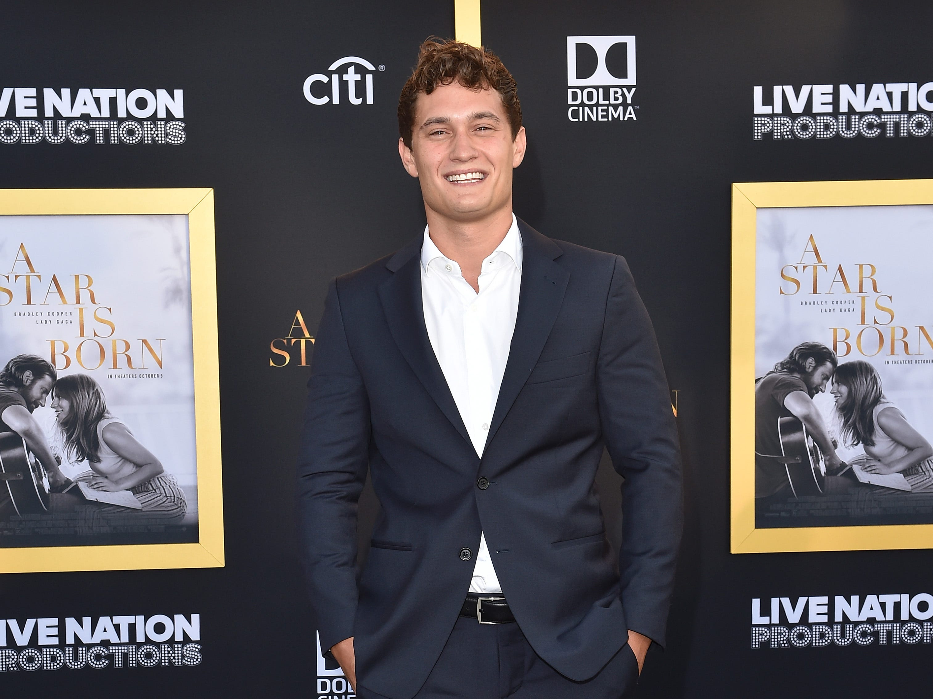 LOS ANGELES, CA - SEPTEMBER 24:  Rafi Gavron attends the premiere of Warner Bros. Pictures' 'A Star Is Born' at The Shrine Auditorium on September 24, 2018 in Los Angeles, California.  (Photo by Axelle/Bauer-Griffin/FilmMagic) ORG XMIT: 775229470 ORIG FILE ID: 1039815752