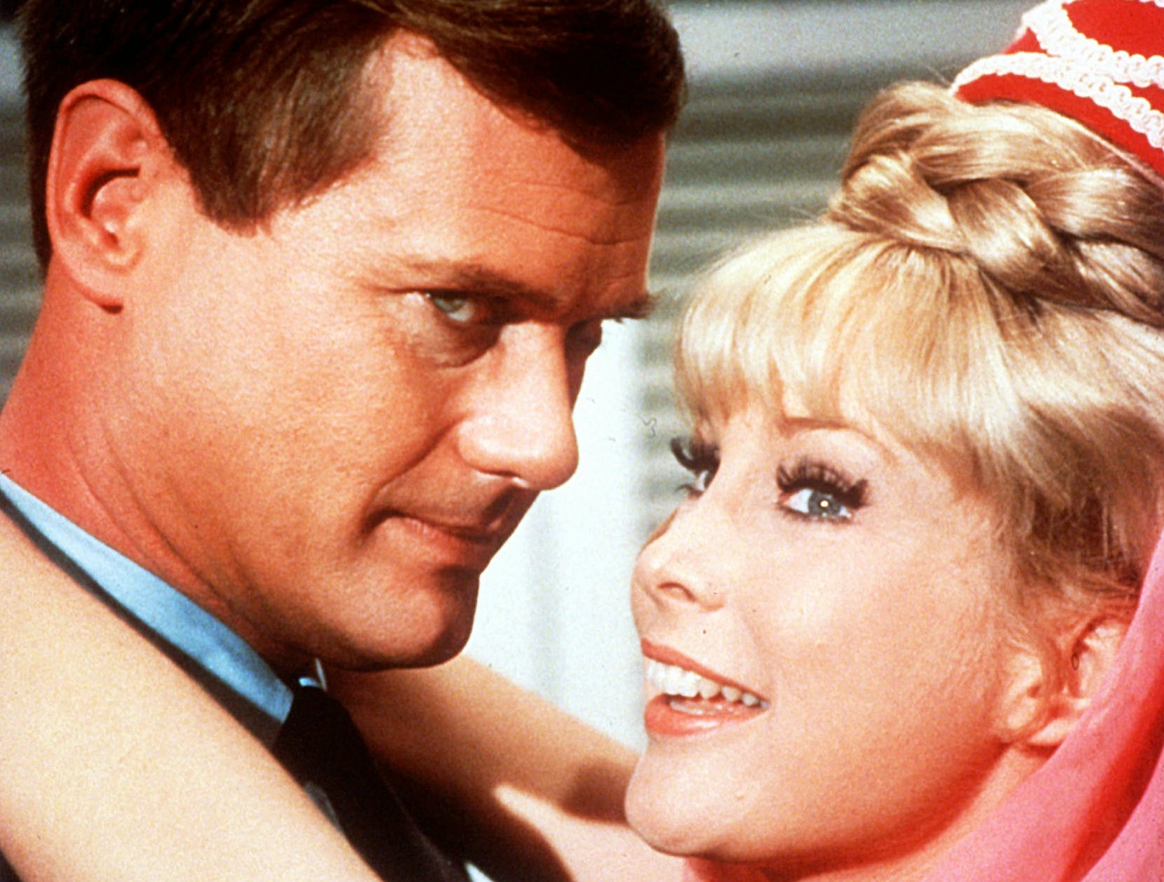 DATE TAKEN: undated---A scene from the television series I Dream of Jeannie ORG XMIT: UT11775