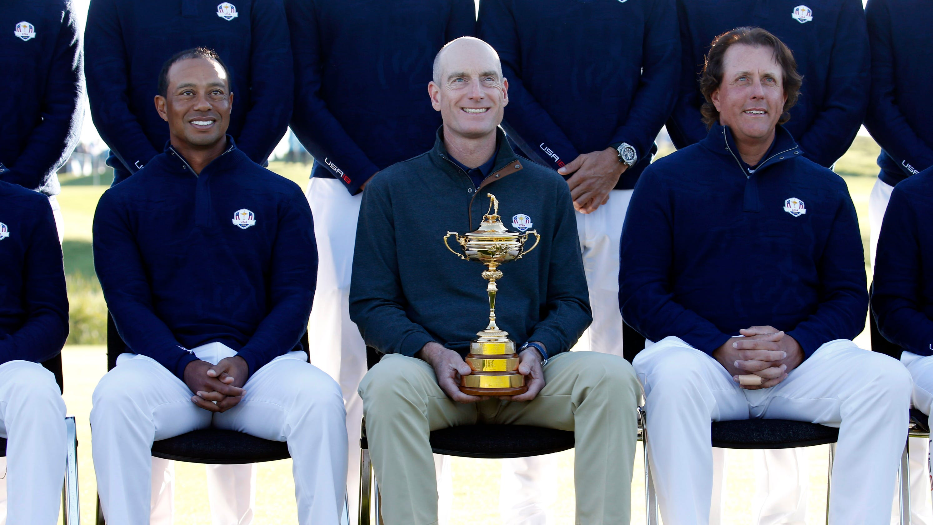 6a65955d0d1ea Ryder Cup  USA will win behind firepower