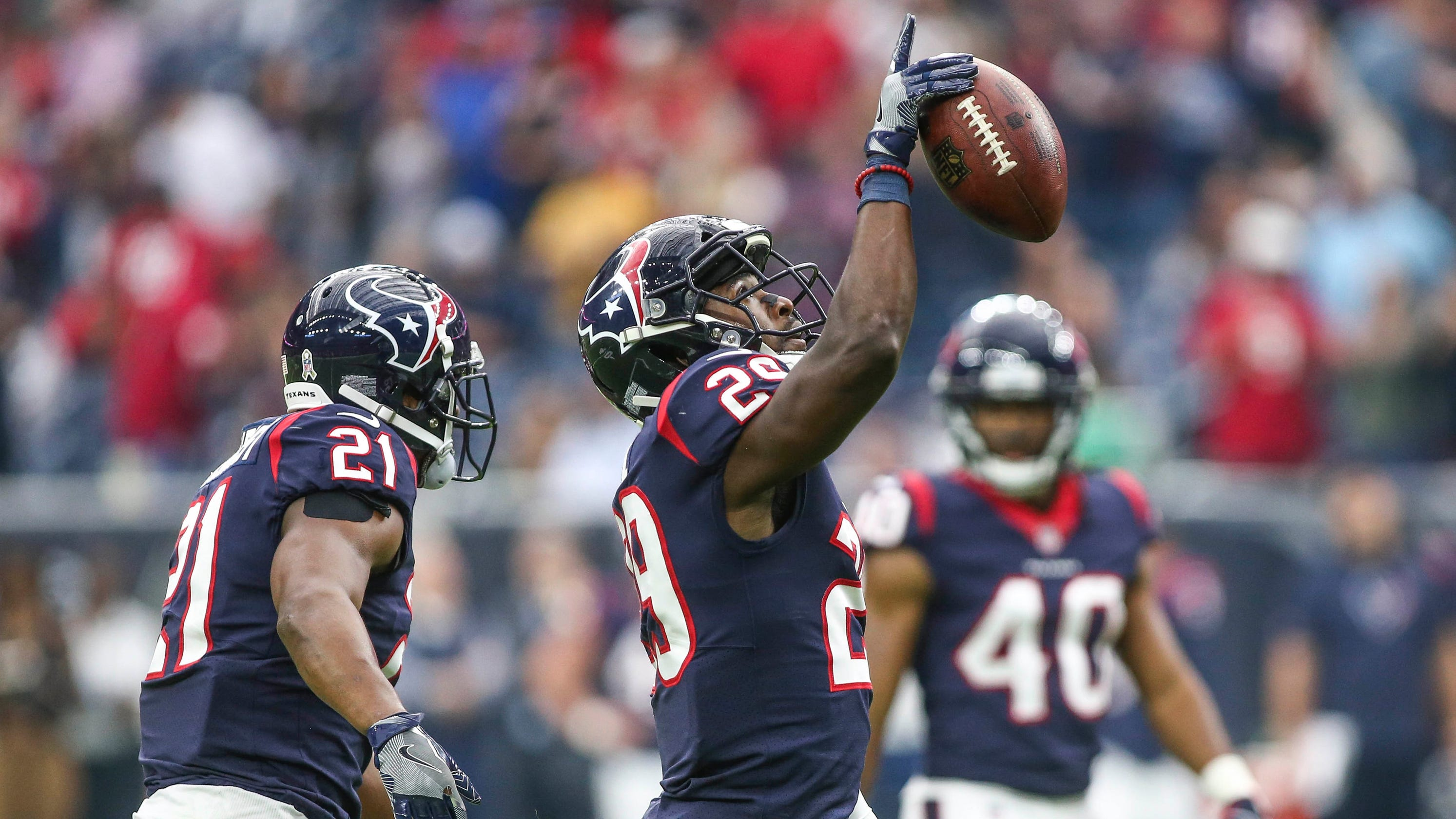 Houston Texans  Andre Hal s Hodgkin s lymphoma is in remission 0cf281911