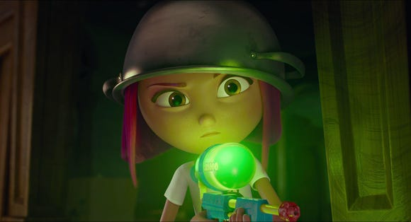 """""""Gnome Alone"""" is available for streaming on Netflix on Oct. 19."""