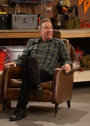 """""""Last Man Standing"""" and star Tim Allen return on Fox Thursday (8 EDT/PDT) a year after being canceled by ABC."""