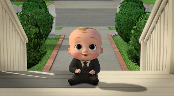 "Watch two seasons of ""Boss Baby"" on Netflix now."