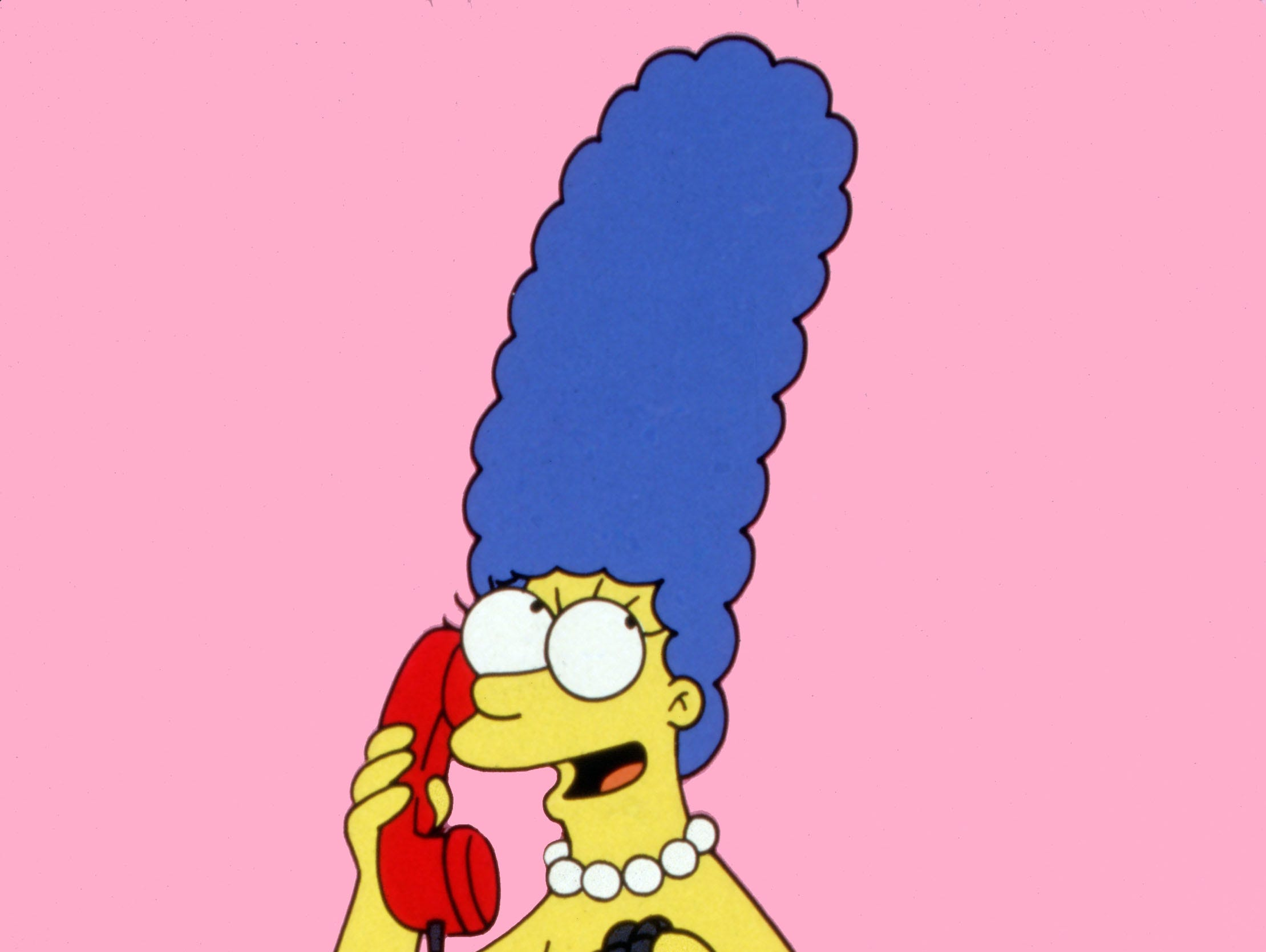 Marge Simpson from the Fox series 'The Simpsons'. --- DATE TAKEN: Unavailable     FOX        HO      - handout ORG XMIT: PX88780